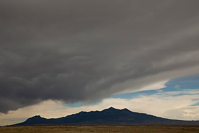 Distant Mountain - p1291m1116104 by Marcus Bastel