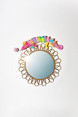 Mirror, mirror on the wall... - p454m2192415 by Lubitz + Dorner