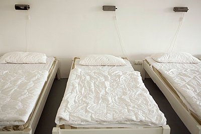 Schlafsaal - p4470207 von Anja Lubitz