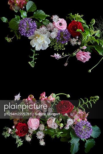 Blumengebinde - p1294m2229761 von Sabine Bungert