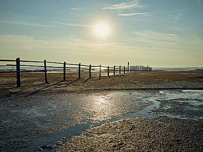 Sonnenaufgang am Strand - p1200m1131553 von Carsten Görling