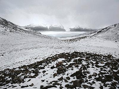 Chile, Feuerland, Grey Gletscher - p2680670 von Christof Mattes