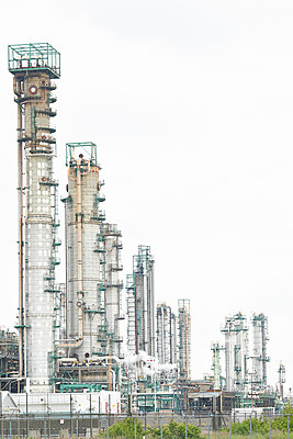 Industriegebiet - p587m1155103 von Spitta + Hellwig