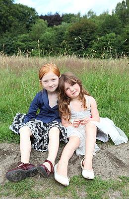Beste Freundinnen - p045m944642 von Jasmin Sander