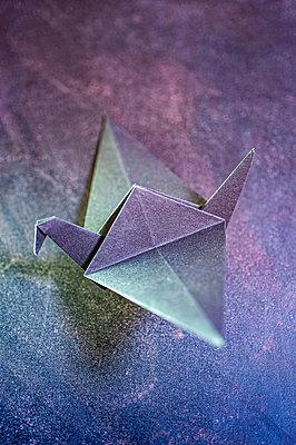 Paper crane - p971m2135243 by Reilika Landen