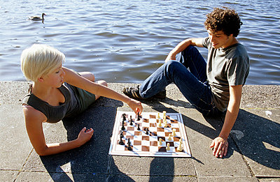 Chessman - p0451462 by Jasmin Sander