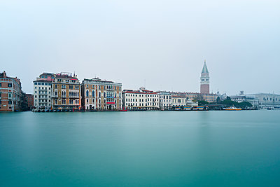 Italy, Venice, San Marco distrcict as seen from Dorsoduro - p300m1204809 by Xose Casal