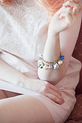 Bracelet - p956m658612 by Anna Quinn