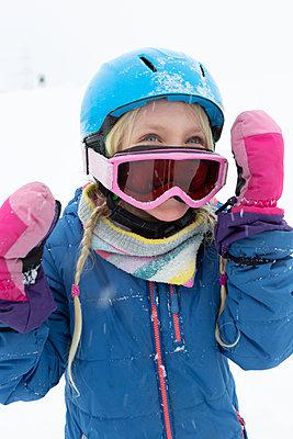 Winter sport fun - p454m2209969 by Lubitz + Dorner