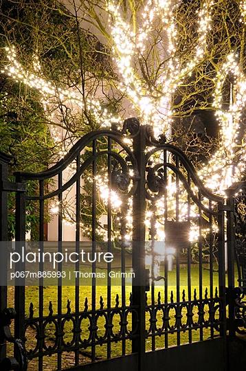 Christmas decoration - p067m885993 by Thomas Grimm