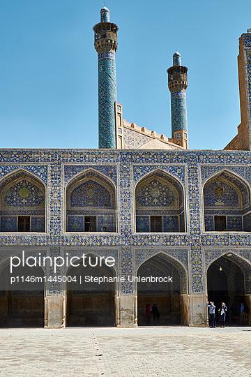 Königsmoschee Isfahan - p1146m1445004 von Stephanie Uhlenbrock