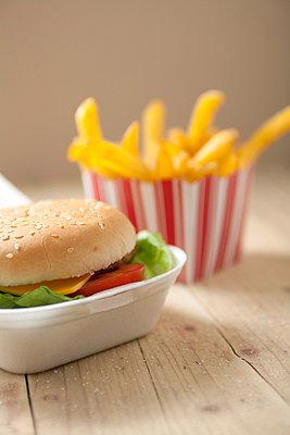 Lecker fast food - p4541639 von Lubitz + Dorner
