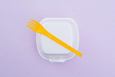 Take away food - p1149m1092584 by Yvonne Röder
