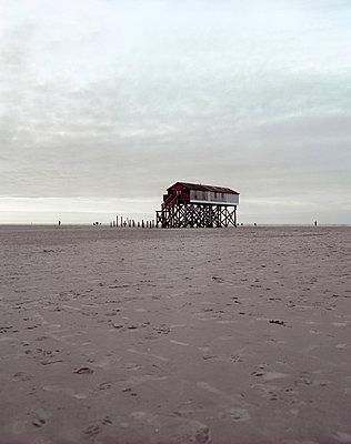 St. Peter Ording, beach - p2682116 by Rui Camilo