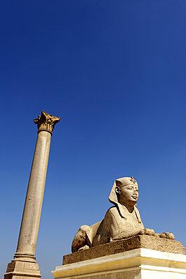 The Sphinx - p1041m2090470 by Franckaparis