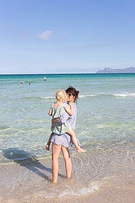 Familienurlaub - p454m1526326 von Lubitz + Dorner
