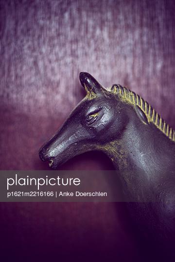 Horse - p1621m2216166 by Anke Doerschlen