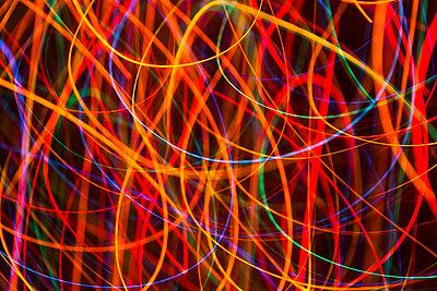 Light trails - p867m1007860 by Thomas Degen