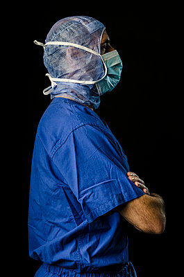 Surgeon - p999m791584 by Monika Kluza