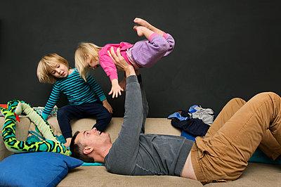 Familienbande - p1132m971783 von Mischa Keijser