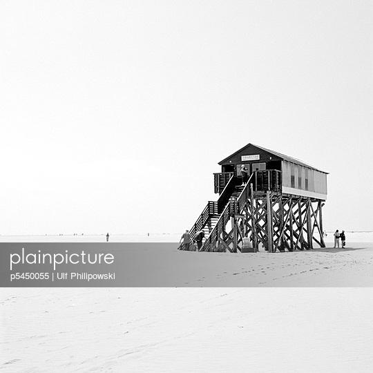 Strandhaus - p5450055 von Ulf Philipowski