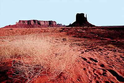 Monument Valley - p4450601 von Marie Docher