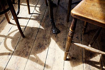 Chairs in a bar - p5863438 by Kniel Synnatzschke