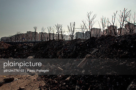 Shanghai - p912m776103 by Paolo Pellegrin