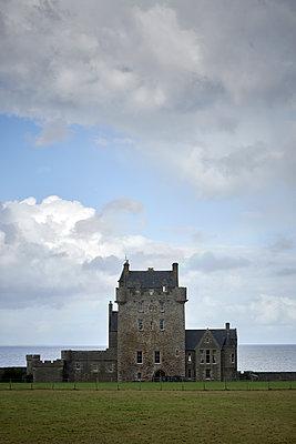 Burg am Meer - p1124m1491961 von Willing-Holtz