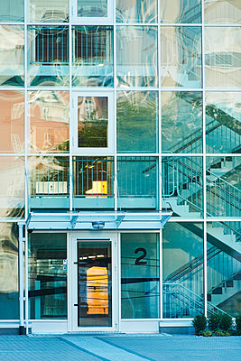 Modern building - p312m1498888 by Johan Alp