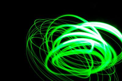 Lichtspuren - p867m1007865 von Thomas Degen