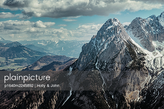 Tyrol, Wilder Kaiser - p1640m2245892 by Holly & John
