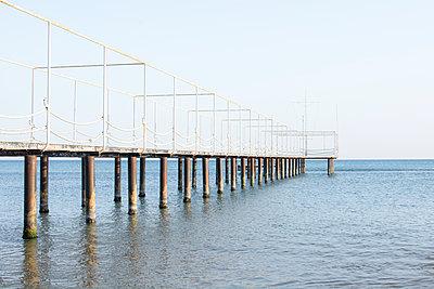 Seebrücke - p1486m1564267 von LUXart