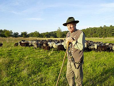 Shepherd - p3460261 by Knut Schulz