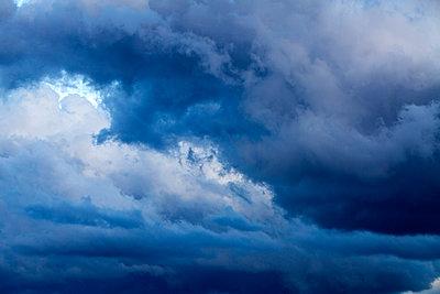 Thunderclouds - p300m2029983 by Nabiha Dahhan