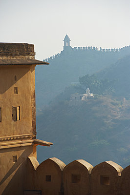 Fort Jaigarh in Jaipur - p1259m1111430 von J.-P. Westermann