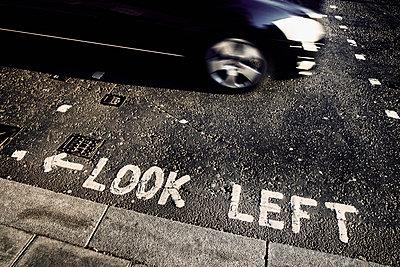 Pedestrian crossing - p312m670289f by Bruno Ehrs