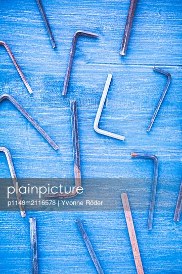 Innensechskantschlüssel - p1149m2116578 von Yvonne Röder