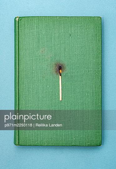 Burning - p971m2293118 by Reilika Landen