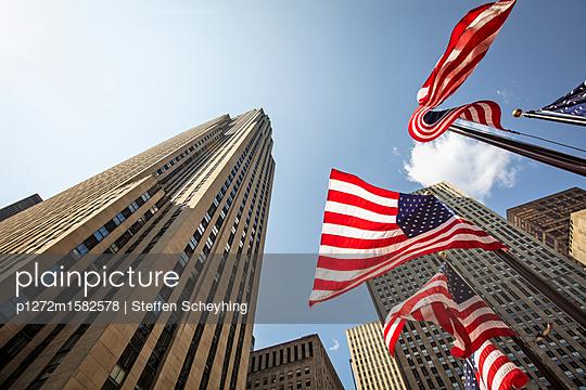 Rockefeller Center - p1272m1582578 von Steffen Scheyhing