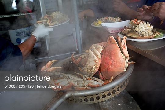 Hummerrestaurant - p1308m2057123 von felice douglas