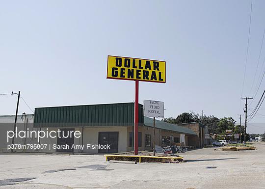 Dollar General store - p378m795807 by Sarah Amy Fishlock