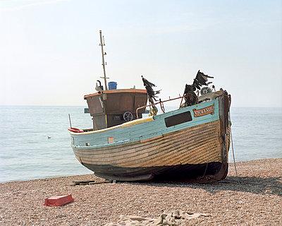 Fishing boat - p228m716103 by photocake.de
