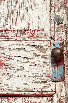Old Door - p4343065f by Susan & Neil Silverman